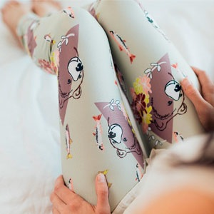 Leggings ours MAI