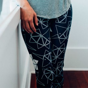 MAI Leggings origami